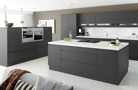 the kitchen collection handleless kitchens german style kitchens true handleless