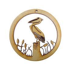 pelican ornament pelican ornament