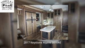 new 5th wheel for sale at terry u0027s rv 2017 keystone alpine 3010re