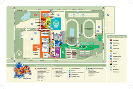 minnesota state fair map maps directions