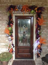 halloween door garland decoration holiday expressions