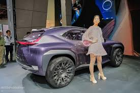 lexus ux model toyota u0027s luxury division lexus thinks plug in hybrids are dumb