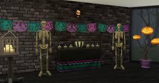 inspiration corner a beyond spooky halloween simsvip