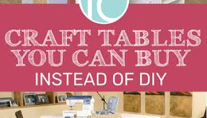 large square craft table large craft table infarrantly creative