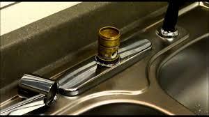 moen brantford kitchen faucet venetian fix leaking kitchen faucet deck mount single handle pull