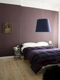 Dark Purple Bedroom by Melinda U0026 David U0027s Unique U0026 Artsy Home Revisited U2014 House Tour