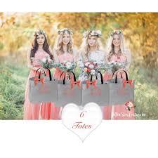 bridesmaids gift bags 6 bridal party tote bags bridesmaid tote bags tote bags
