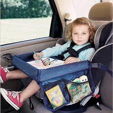 tablette pour siege auto astucieux tablette de jeu siège auto pour voiture bébé magique