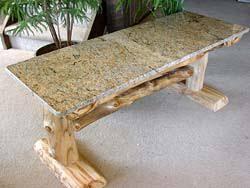 Granite Table Aspen Designs Aspen U0026 Granite Tables