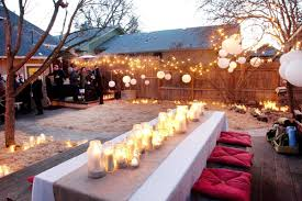 Backyard Wedding Lighting Ideas 19 Charming Backyard Wedding Ideas For Low Key Couples Huffpost