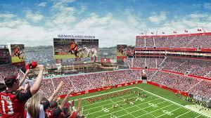 tampa bay bucs release new hi tech raymond james stadium experience