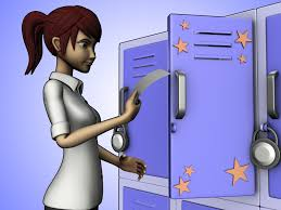 how to organize your locker with pictures wikihow