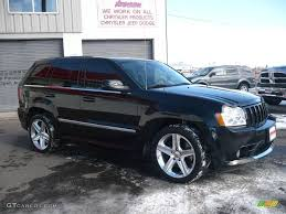 dodge jeep 2007 2007 black jeep grand cherokee srt8 4x4 2369820 photo 3