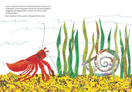 Crab Decorations For Home Amazon Com A House For Hermit Crab The World Of Eric Carle