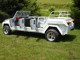 volkswagen type 181 volkswagon vw thing 6 door limo 1 of two safari project rare rat