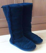 womens boots marks and spencer marks and spencer less than 0 5 flat boots for ebay