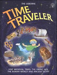 time travel books images Time traveler usborne combined volume 003382 details rainbow jpg