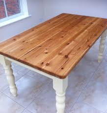 Pine Dining Room Tables This Is One Of A Series Of Articles On Painting Pine Furniture