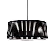 solis drum led pendant light by pablo pardo ylighting
