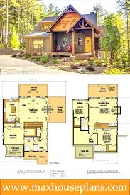 open floor plans home plans with sloped land corglife