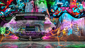 jdm sticker wallpaper nissan 370z jdm city fantasy crystal graffiti fly car 2014 el tony