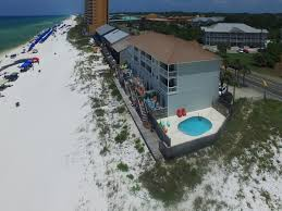 beach front at last panama city beach vacation rentals by ocean