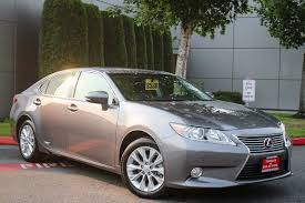 lexus hybrid for sale used 2015 lexus es 300h for sale bellevue wa
