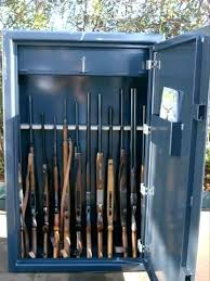 14 gun steel security cabinet gun security cabinet or safe spark vg info