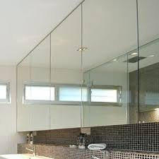 Mirror Wall In Bathroom 27 Bathroom Mirrors Replacement Eyagci
