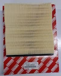 lexus marin parts amazon com lexus 17801 0p051 air filter automotive