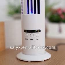 Desk Top Air Conditioner 12 Inch Mini Bladeless Desktop Usb Tower Fan Mini Tower Air