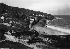 Rugged Landscape Now And Then Pictures Show How The 19th Century Cornish Landscape