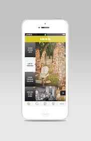 ikea app redesign on behance