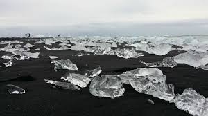 Black Sand Beaches by 8 Times People Were Dazzled By Iceland U0027s Black Sand Beaches The