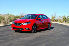 nissan sentra lowering springs first drive 2016 nissan sentra fights the good fight
