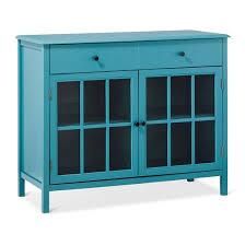 Windham  Door Accent Buffet Cabinet With Shelves Threshold - Bathroom door threshold 2