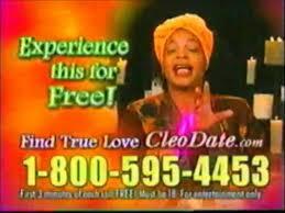 Miss Cleo Meme - miss cleo ad 2002 youtube