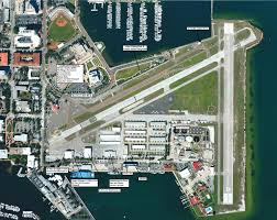 Tampa Airport Map Airport Business Directory St Petersburg