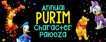 purim picture annual purim character palooza jcc rockland