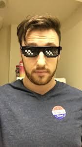 Sunglasses Meme - deal with it sunglasses thug life mlg 8 bit novelty gag gift meme