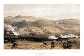 Map Of Death Valley Charge Of The Light Brigade Wikipedia
