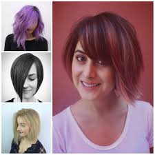 asymmetric hairstyles 2017 haircuts hairstyles and hair colors