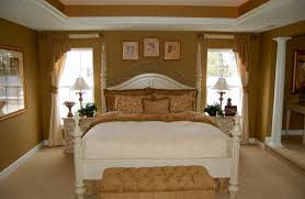 beautiful painted master bedrooms