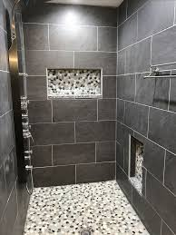 floor tile designs for bathrooms 563 best bathroom pebble tile and tile ideas images on
