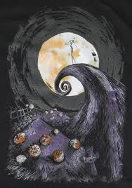 nightmare before cover s t shirt