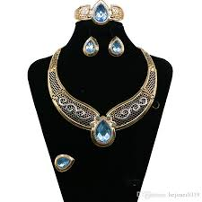 bridal indian necklace set images Zeal jewelry sets women wedding indian jewelry set bridal african jpg