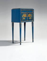 meuble cuisine ind駱endant bois follot paul 1877 1941 petit meuble précieux laqué bleu canard et