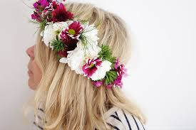 headband flower s diy flower headband tutorial thought clothing