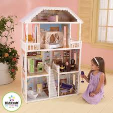 kidkraft savannah dollhouse with four floors