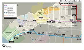 Metrolink Los Angeles Map by La Metro Home Maps U0026 Timetables